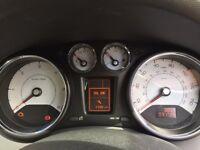 Peugeot 308 HDI SR For Sale, Low Mileage, 11 months MOT, Excellent condition.