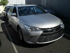 2015 Toyota Camry ASV50R MY15 Altise Silver 6 Speed Automatic Sedan Moorabbin Kingston Area Preview