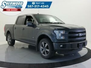 2016 Ford F-150 LARIAT 502A