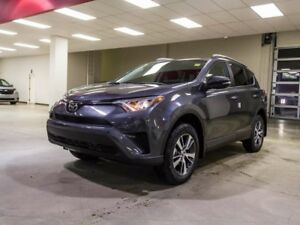 2018 Toyota Rav4 LE UPGRADE PACKAGE