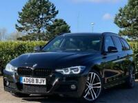 2019 68 BMW 3 SERIES 3.0 335D XDRIVE M SPORT SHADOW EDITION TOURING 5D 308 BHP D