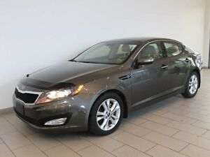2012 Kia Optima EX Luxury at
