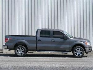 2013 Ford F-150 XLT XTR 4X4*FULL EQUIP/CAMERA/MAGS 20P*37 000KM