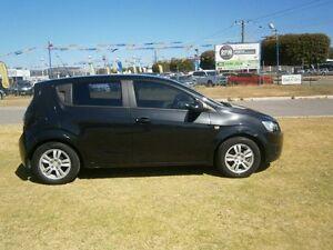 2012 Holden Barina Black 5 Speed Manual Hatchback Maddington Gosnells Area Preview