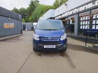 2014 Ford Transit Custom 270 Trend 2.2TDCi 125ps L1H1 SWB LR Diesel blue Manual