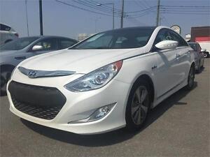 2012 Hyundai Sonata Hybrid-FULL-AUTO-MAGS-CUIR-TOIT