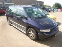 CHRYSLER VOYAGER - T345JNG - DIRECT FROM INS CO