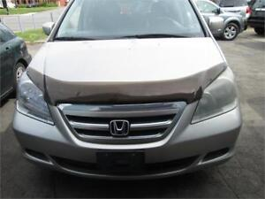 honda odyssey 2006 EX-L,CLEAN 7places,leather,roof,full,warr