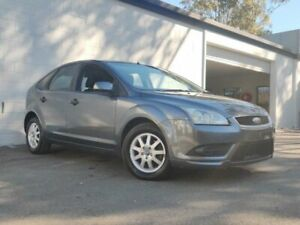 2008 Ford Focus LT CL Grey 4 Speed Sports Automatic Hatchback Ashmore Gold Coast City Preview