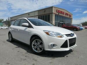 2012 Ford Focus SEL HATCH, ALLOYS, BT, LOADED!