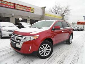 2011 FORD EDGE SEL AWD *NAVI*  *VERY LOW KM!*