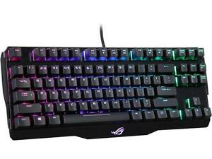 ASUS Mechanical Gaming Keyboard Clavier ROG Claymore Cherry