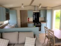 SUPERB STATIC CARAVAN FOR SALE SITED ON CHERRY TREE NR GREAT YARMOUTH NORFOLK/SUFFOLK