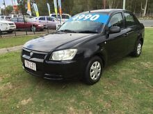 2009 Proton S16 BT GX Black 5 Speed Manual Sedan Clontarf Redcliffe Area Preview