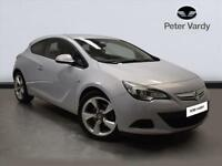 2014 VAUXHALL ASTRA GTC DIESEL COUPE