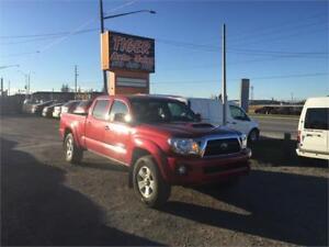 2010 Toyota Tacoma TRD SPORT SR5**4X4**4 DOORS**V6**ONLY 173 KMS