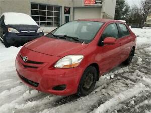 2008 Toyota Yaris A/C (GARANTIE 1 ANS INCLUS)