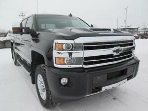 2018 Chevrolet Silverado 3500HD High Country 4x4 6.6L Diesel