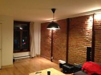 4 1/2 Plateau Mont Royal /  Parking / Meuble / Furnished