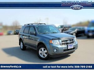 2010 Ford Escape RARE FIND HURRY IN XLT 4X4