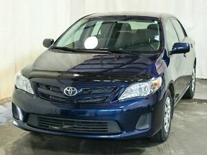 2012 Toyota Corolla CE Enhanced Package Sedan Automatic w/ LOW K