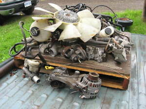 FORD 7.3 Lt. POWERSTROKE DIESEL(Direct Injection) Parts for sale