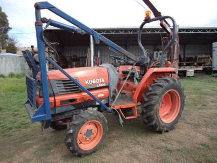 TRACTOR KUBOTA L3300 35 HP Ouse Central Highlands Preview