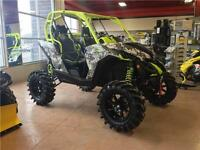 LIFTED 2015 CanAm Maverick 1000R Xmr