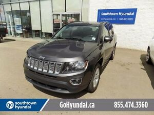 2016 Jeep Compass HIGH ALTITUDE/Leather/Sunroof