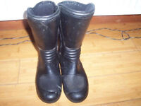 trials or off road boots size 4