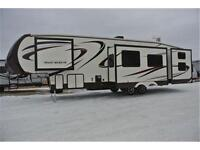Great bunk 5th wheel. Fully loaded. Call Tristan today!