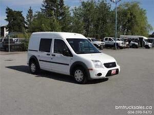 2012 FORD TRANSIT CONNECT XLT CARGO *ONLY 44,000KM!*