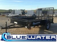 2016 Load Trail Solid Side Utility 77 x 10!! IN STOCK-CALL TODAY