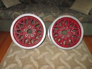 Firebird Snowflake Wheels 15 x 8