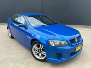 2009 Holden Commodore VE SV6 Sedan 4dr Spts Auto 5sp 3.6i [MY09.5] Blue Sports Automatic Sedan Villawood Bankstown Area Preview