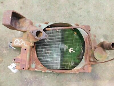 John Deere A Tractor Radiator Part A20880r Tag 001