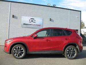 2016 MAZA CX-5 GT LEATHER HEATED SEATS SUNROOF