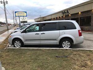 ## SOLD ## 2010 Dodge Caravan SE Minivan, Van