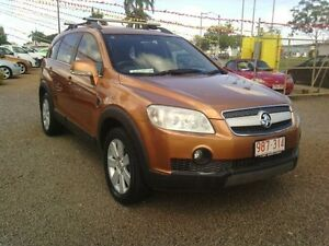 2006 Holden Captiva CG LX AWD Brown 5 Speed Sports Automatic Wagon Holtze Litchfield Area Preview