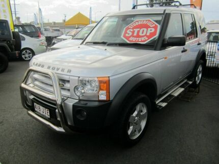 2005 Land Rover Discovery 3 SE Silver 6 Speed Automatic Wagon Capalaba Brisbane South East Preview