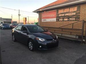 2014 Toyota Corolla S***ONLY 17 KMS**BACK-UP CAMERA**HEATED SEAT