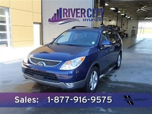 2008 Hyundai Veracruz AWD LIMITED 7 PASS