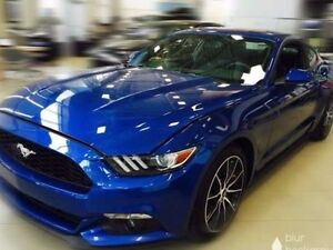 2017 Ford Mustang ECO COUPE DEALER DEMO