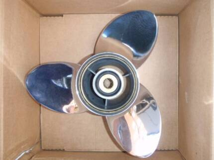 Yamaha F350 Saltwater Series XL Propeller Redcliffe Redcliffe Area Preview