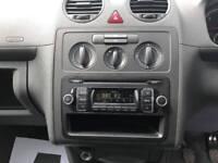 Volkswagen Caddy 1.6 102PS STARTLINE EURO 5 DIESEL MANUAL WHITE (2015)
