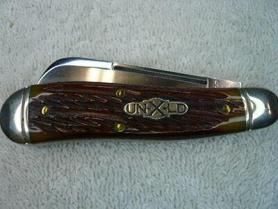 GEC 563211 Northfield 2 Blade Pocket Knife.. Estate Find..Great Eastern Cutlery