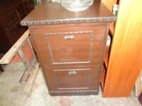 2 Drawer Filing Cabinet home office