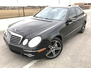 2008 Mercedes-Benz E-Class E350 Sedan. Certified. VERY CLEAN.