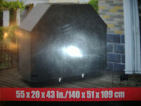 BBQ cover leather