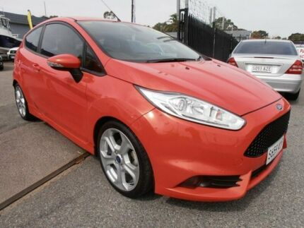 2013 Ford Fiesta WZ ST 6 Speed Manual Hatchback Pooraka Salisbury Area Preview